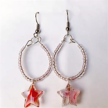 Star Earrings - Moromall