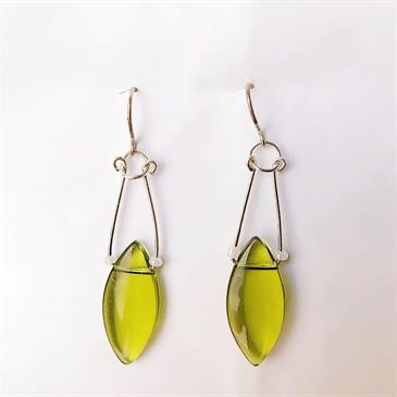 Green Earrings - Moromall