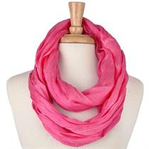 SOLID INFINITY SCARF - Moromall