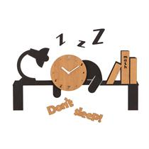Dream World Handcrafted Non Ticking Silent Wall Clock - Moromall