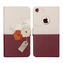 [Happymori] Memories of paris Diary Case (iphone 7) - Moromall