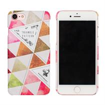 HAPPYMORI Triangle Pattern Case for Apple iPhone 7 - Moromall
