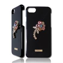 VIOLET Swarovski Crystals for IPhone 7 - Moromall