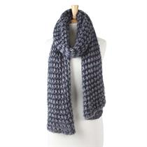 WARM KNITTED LONG MUFFLER - Moromall